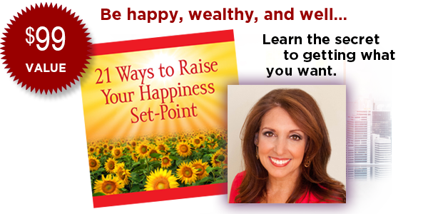 21 Ways to Raise Your Happiness Set-Point